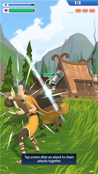 骑士之怒2手游评测 超强打击感回合制游戏