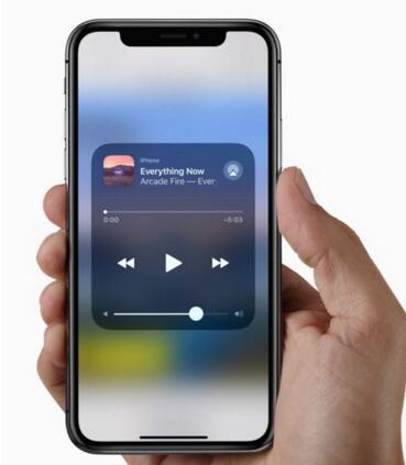 iphone x怎么操作 全面屏手势操作大全